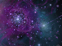 Space for Kids - Our Universe - The birth of galaxies