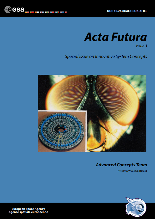 Special Issue on Innovative System Concepts