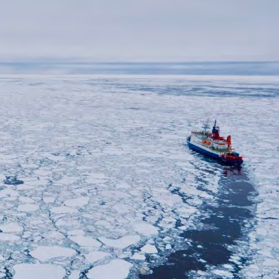 MOSAiC – The International Arctic Drift Expedition