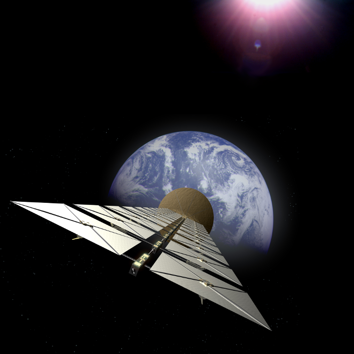 Solar Power Satellite concept