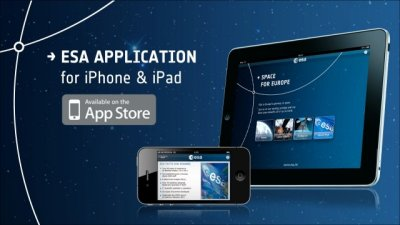 ESA Application for iPhone and iPad