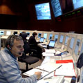 Satellite control from ESOC
