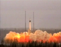 GOCE liftoff