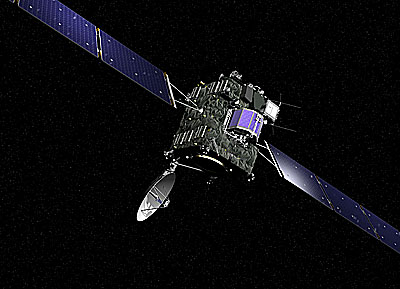 The Rosetta Spacecraft, Source: ESA