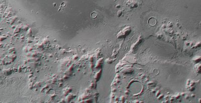 Mars: ESA veröffentlicht HQ-Fotos von den Phlegra Montes auf dem Roten Planeten
