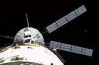 ATV-2 docking on 24 February 2011