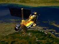Reentry of NASA's UARS was followed by ESA experts