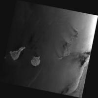 ASAR image before loss of contact