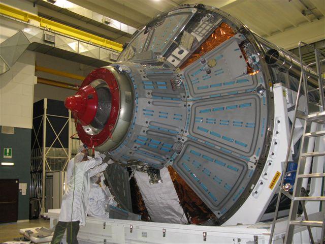"""Lancement Ariane 5ES - V200 - ATV-2 """"Johannes Kepler"""" ATV_3"""