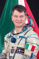 Paolo Nespoli, ISS expedition 26/27 crew member