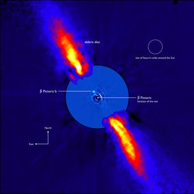 [HILO GENERAL] Hablemos de... Astronomía - Página 3 Beta_Pictoris_system_annotated_L