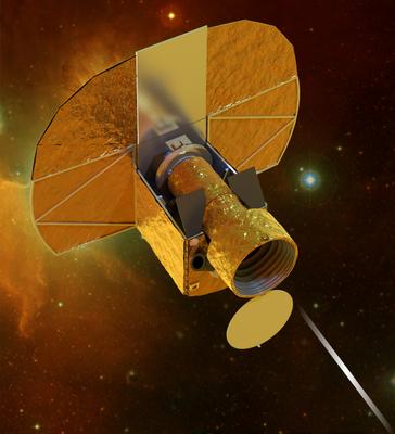 Cheops rumteleskopet