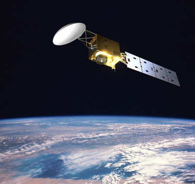 EarthCARE Satellite