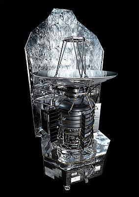 Herschel - Le télescope spatial Herschel_L,0