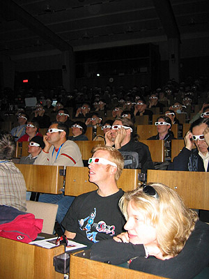 Science on Stage audience