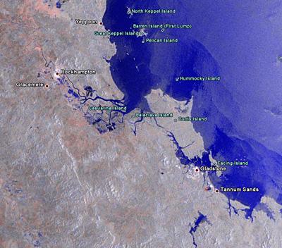 Queensland inundated