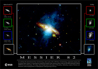 Messier_82_poster