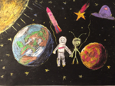 Esa Space For Kids