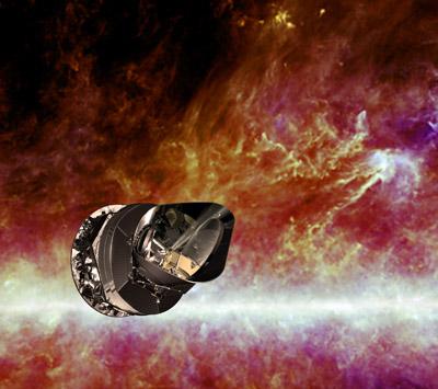 Planck in mikrovalovno sevanje ozadja