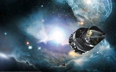 Resultado de imagen de La misión Planck de la ESA