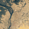 Ground control points - RGB image of Cairo