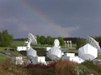 station ESA de Redu