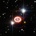 Supernova remnant 1987A