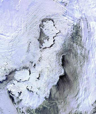 Images d'Envisat SvalbardMER_FR_20100413_42447_L
