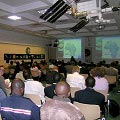 Participants at the TIGER Workshop at ESRIN in October 2005.