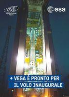 Vega ready for launch