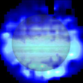 Water in Jupiter's atmosphere