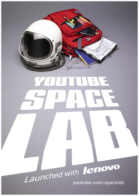 ESA sponsors the YouTube Space lab student science competition