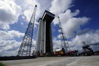 Zefiro-23 transfer to launch pad