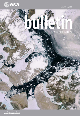 ESA bulletin Bul131_coverL