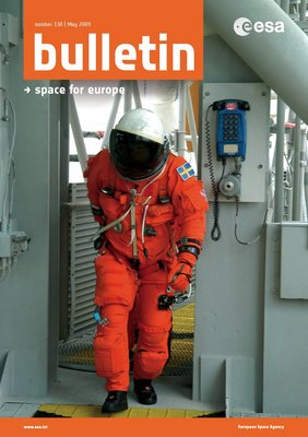 ESA bulletin Bulletin-coverMAY09_large,0