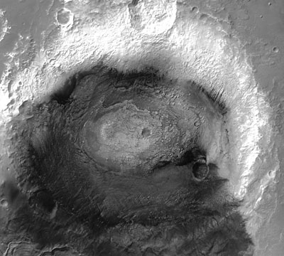 Crommelin Crater