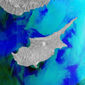 Earth from Space: Aphrodite's island
