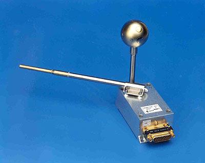 La sonde de Langmuir fournie par l'ESA (crédit : ESA)