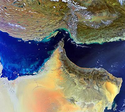 Iran and the Arabian Peninsula