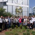 ERS-2 deorbiting team