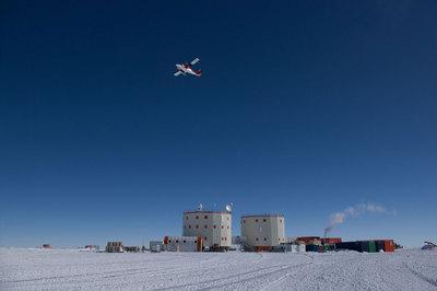 Concordia flyover