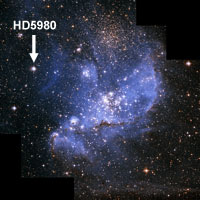 HD 5980