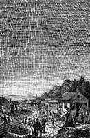 Meteor shower of 13 November 1833