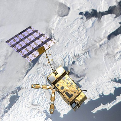 MetOp in orbit