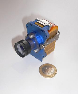 Proba-2 - Satellite de mise au point de nouvelles technologies spatiale (ESA) Microcamera_euro_large,0