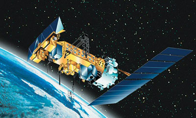 The NOAA-N Polar Orbiting Weather Satellite