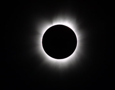 African eclipse 2001