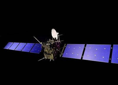 Rosetta: ESA's new comet chaser