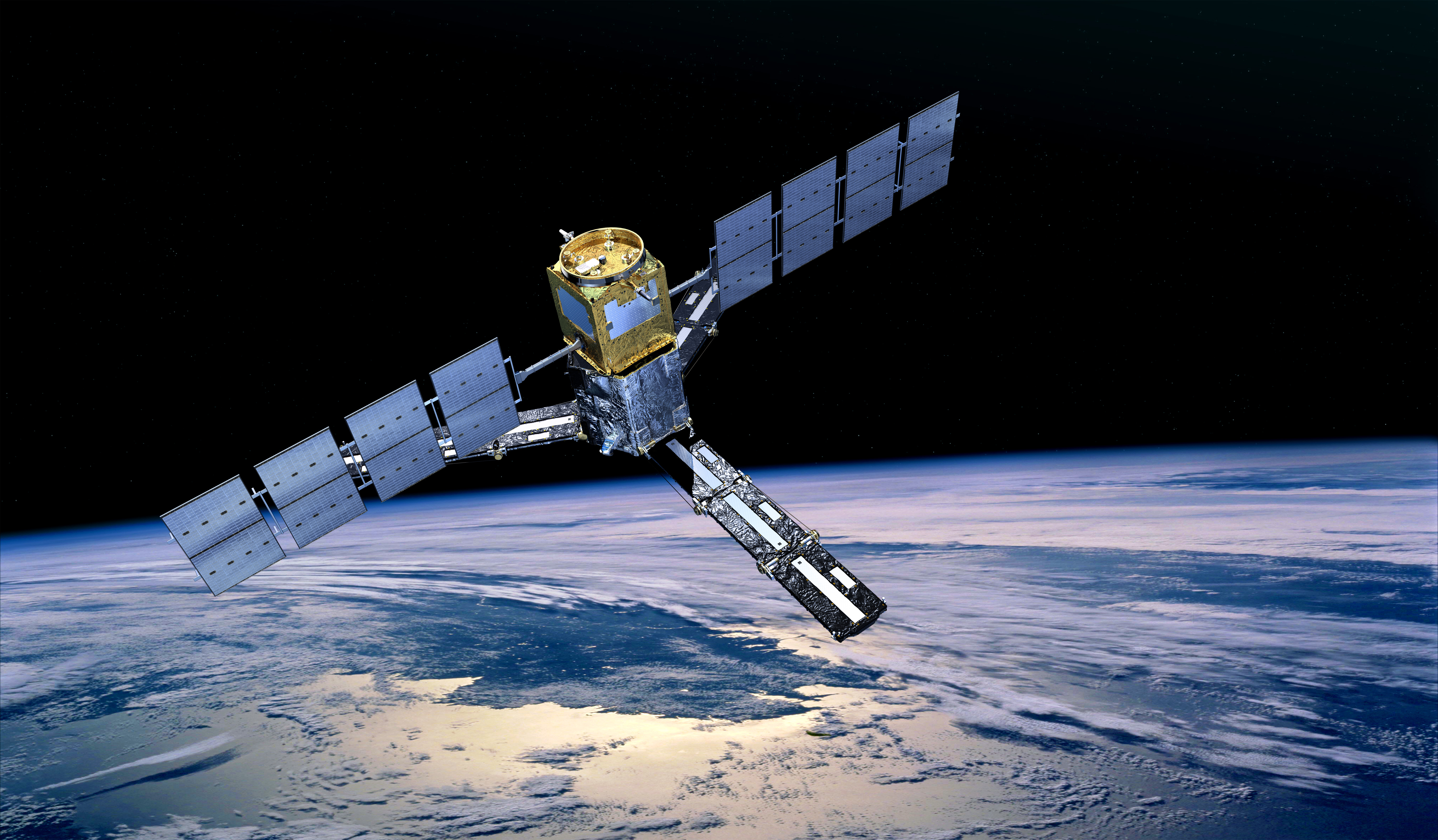 Artificial satellites a marvel of technology