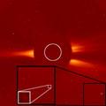 SOHO's 1500th comet